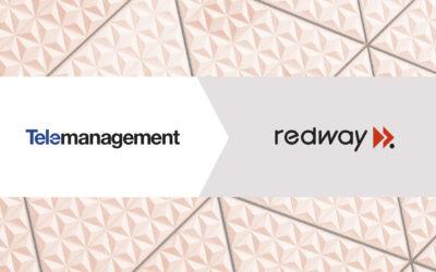 Telemanagement byter namn – blir Redway